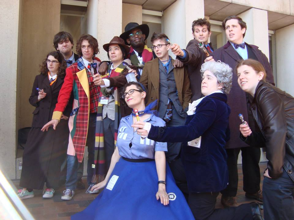Anime Boston '15 BBC Photoshoot